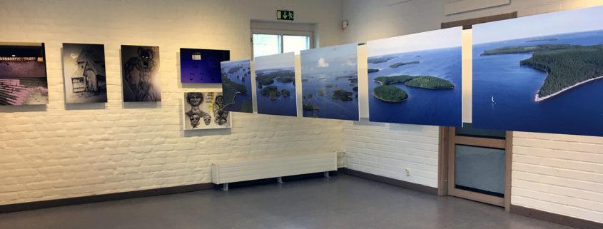 Valokuvanäyttely Täky galleriassa